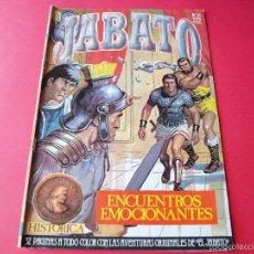 Cómics: JABATO NÚMERO 61 - ENCUENTROS EMOCIONANTES - EDICIÓN HISTÓRICA - EDICIONES B. Lote 57190826