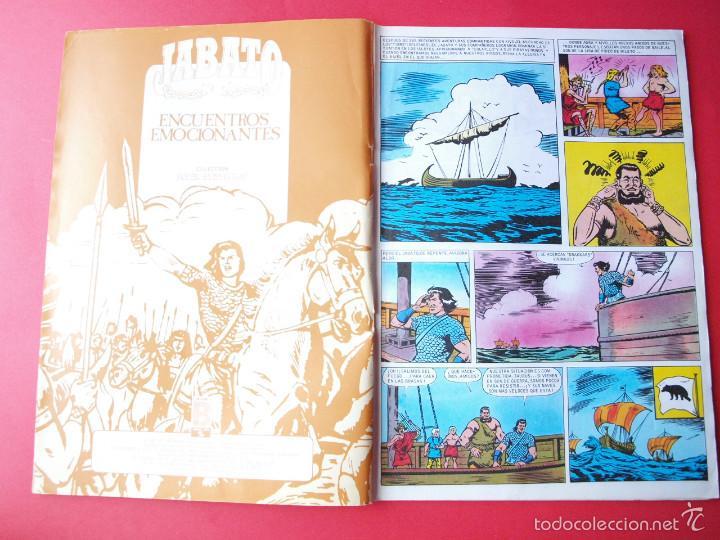Cómics: JABATO NÚMERO 61 - ENCUENTROS EMOCIONANTES - EDICIÓN HISTÓRICA - EDICIONES B - Foto 2 - 57190826