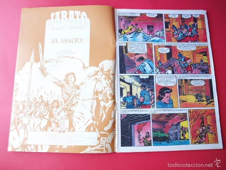 Cómics: JABATO NÚMERO 62 - ¡EL ASALTO! - EDICIÓN HISTÓRICA - EDICIONES B - Foto 2 - 57190942