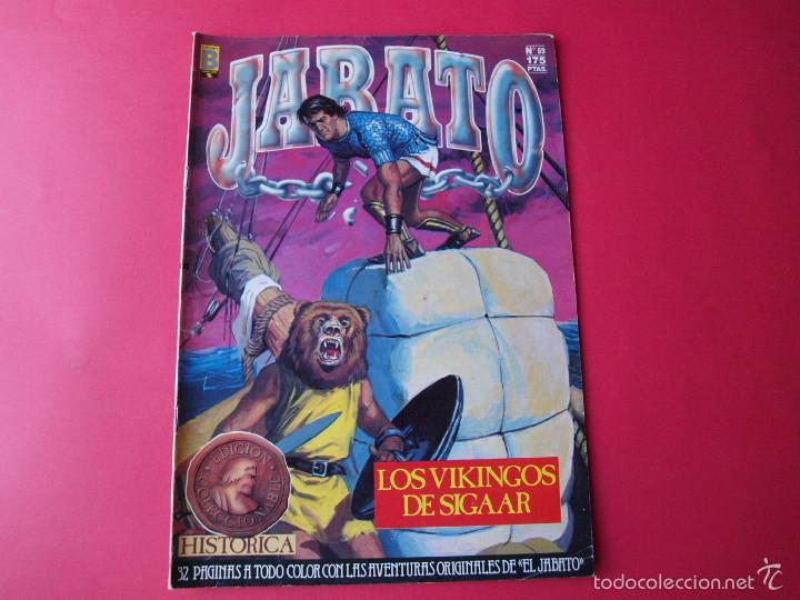 JABATO NÚMERO 69 - LOS VIKINGOS DE SIGAAR - EDICIÓN HISTÓRICA - EDICIONES B (Tebeos y Comics - Ediciones B - Clásicos Españoles)