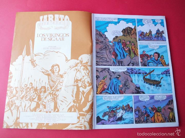 Cómics: JABATO NÚMERO 69 - LOS VIKINGOS DE SIGAAR - EDICIÓN HISTÓRICA - EDICIONES B - Foto 2 - 57191889