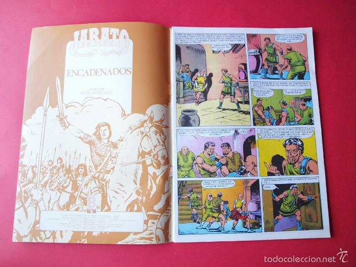 Cómics: JABATO NÚMERO 73 - ENCADENADOS - EDICIÓN HISTÓRICA - EDICIONES B - Foto 2 - 57192329