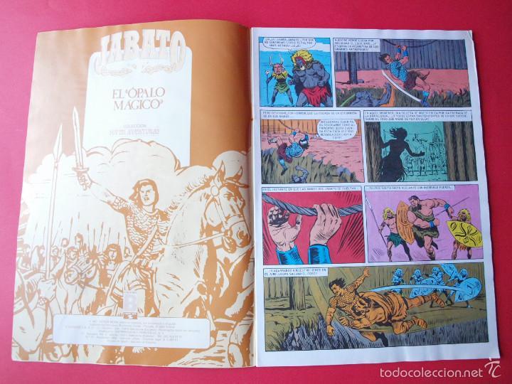 Cómics: JABATO NÚMERO 78 - EL ÓPALO MÁGICO - EDICIÓN HISTÓRICA - EDICIONES B - Foto 2 - 57192793