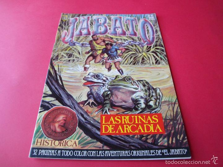 JABATO NÚMERO 97 - LAS RUINAS DE ARCADIA - EDICIÓN HISTÓRICA - EDICIONES B (Tebeos y Comics - Ediciones B - Clásicos Españoles)