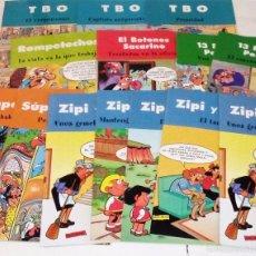 Cómics: LOTE DE 14 TEBEOS: ZIPI Y ZAPE, SUPER LÓPEZ, 13 RUE DEL PERCEBE, ROMPETECHOS.... Lote 57223491