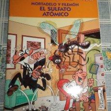 Cómics: MORTADELO Y FILEMON EL SULFATO ATÓMICO COL. FRANCISCO IBAÑEZ Y OLE . Lote 57319371