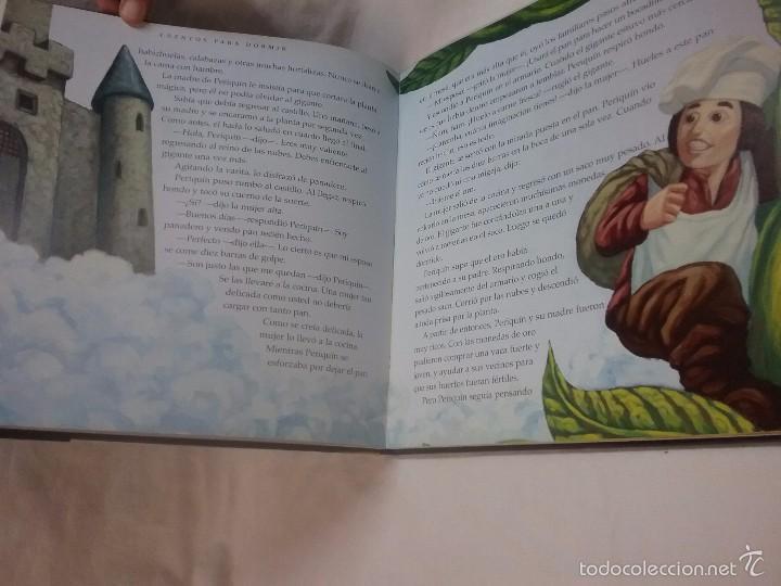 Cómics: CUENTOS PARA DORMIR EDICIONES B GRUPO Z AÑO 2003 - Foto 5 - 57418151