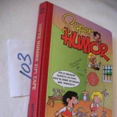 Cómics: SUPER HUMOR Nº 10. Lote 178722702