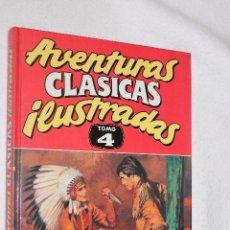 Cómics: AVENTURAS CLASICAS ILUSTRADAS- TOMO 4- EDICIONES B. Lote 57514251