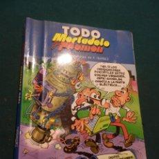 Cómics: TODO MORTADELO Y FILEMÓN Y OTROS PERSONAJES DE F. IBÁÑEZ - Nº 3 (OKUPAS+ 13 RUE DEL PERCEBE.... Lote 57700584