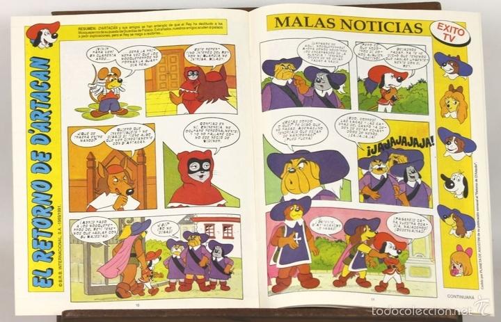 Cómics: 7725 - EL TEBEO. 29 EJEMPLARES(VER DESCRIP). VV. AA. EDICIONES B. 1991. - Foto 6 - 57761555
