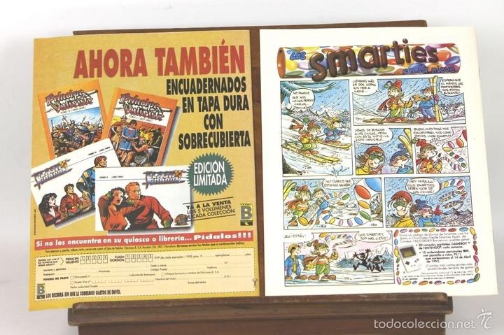 Cómics: 7725 - EL TEBEO. 29 EJEMPLARES(VER DESCRIP). VV. AA. EDICIONES B. 1991. - Foto 9 - 57761555