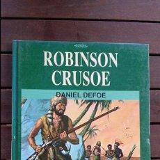 Cómics: CLASIC COMICS Nº 6 - ROBINSON CRUSOE - EDICIONES B 1991 - CON GOLPE EN CUBIERTA. Lote 57834490