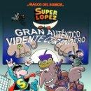 Cómics: CÓMICS. MAGOS DEL HUMOR 177. SUPERLÓPEZ. GRAN AUTÉNTICO VIDENTE CURANDERO - JAN (CARTONE). Lote 82823324
