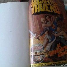 Cómics: EL CAPITAN TRUENO - EDICIONES B - GRUPO Z- COMICS ENCUADERNADOS - 1987. Lote 57890240