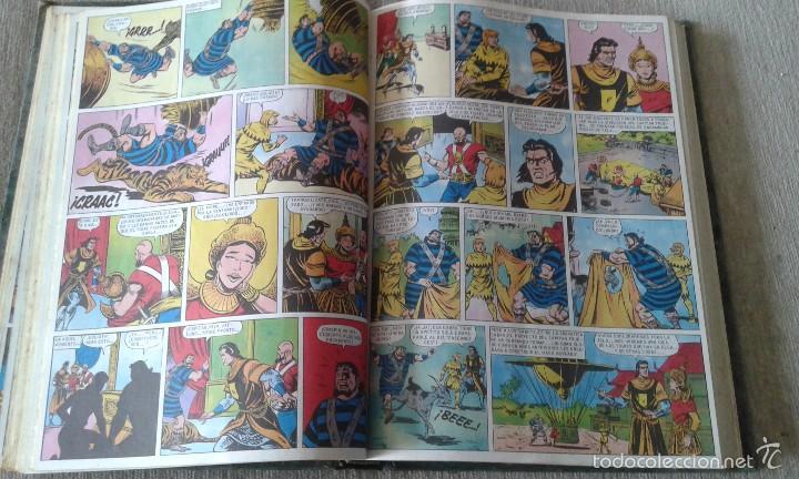 Cómics: EL CAPITAN TRUENO - ediciones B - grupo Z- comics encuadernados - 1987 - Foto 2 - 57890240