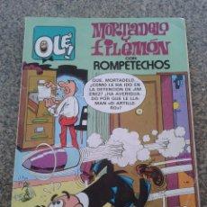 Cómics: COLECCION OLE -- MORTADELO Y FILEMON -- Nº 250 - M. 167 -- EDICIONES B - 1ª EDICION 1990 --. Lote 57975516