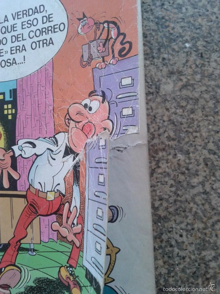 Cómics: COLECCION OLE -- MORTADELO Y FILEMON -- Nº 71 - M. 78 -- EDICIONES B - 1ª EDICION 1988 -- - Foto 2 - 57977006