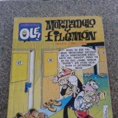 Comics : COLECCION OLE -- MORTADELO Y FILEMON -- Nº 154 - M. 254 -- EDICIONES B - 2ª EDICION 1992 --. Lote 57978204