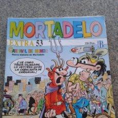Cómics: MORTADELO EXTRA -- Nº 53 -- EDICIONES B - 1990 --. Lote 57979658