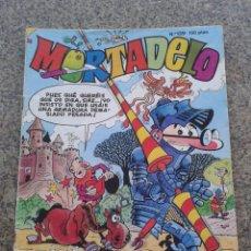 Cómics: MORTADELO -- Nº 139 -- EDICIONES B -- 1990 --. Lote 57979814