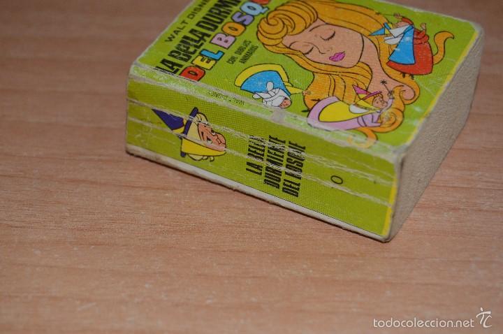Cómics: MINI INFANCIA Nº 10 - LA BELLA DURMIENTE DEL BOSQUE - REEDICIÓN 1988 - Foto 3 - 58199975