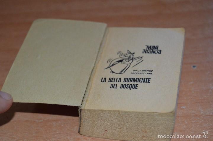Cómics: MINI INFANCIA Nº 10 - LA BELLA DURMIENTE DEL BOSQUE - REEDICIÓN 1988 - Foto 4 - 58199975