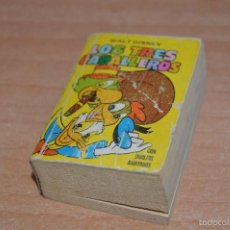 Cómics: MINI INFANCIA Nº 11 - LOS TRES CABALLEROS - REEDICIÓN 1988. Lote 58200001