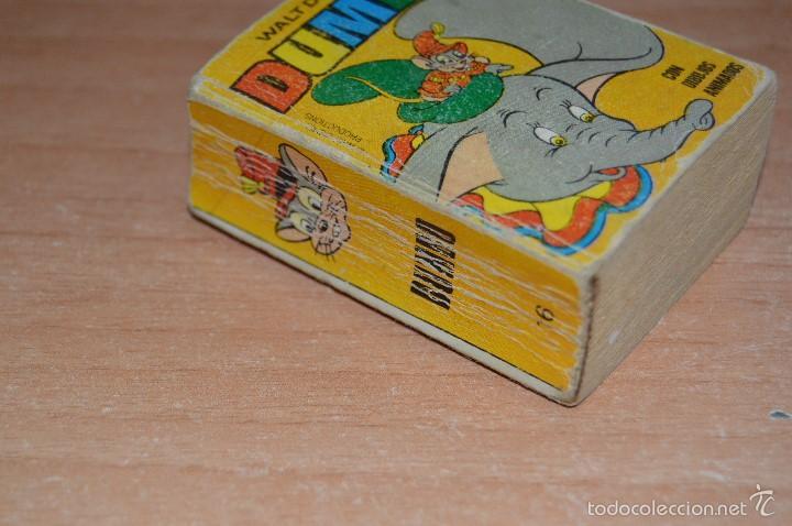 Cómics: MINI INFANCIA Nº 16 - DUMBO - REEDICIÓN 1988 - Foto 3 - 58200009