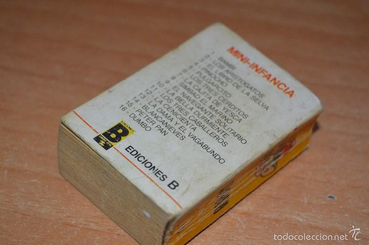 Cómics: MINI INFANCIA Nº 16 - DUMBO - REEDICIÓN 1988 - Foto 4 - 58200009