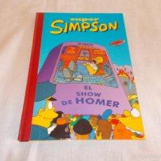 Cómics: SUPER SIMPSON Nº 6 EL SHOW DE HOMER. Lote 58235680