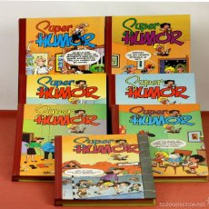 Cómics: 7844 - SUPER HUMOR VARIOS. 7 TOMOS(VER DESCRIP). VV. AA. EDI. B. 1993/1996.. Lote 58239304