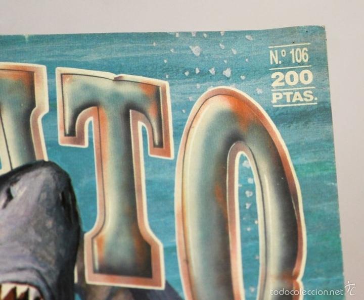 Cómics: 7849 - JABATO. LOTE DE 72 EJEMPLARES (VER DESCRIPCIÓN). EDICIONES B. 1987. - Foto 4 - 58242279