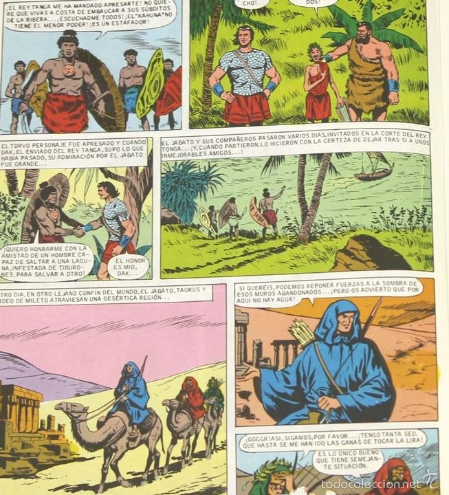 Cómics: 7849 - JABATO. LOTE DE 72 EJEMPLARES (VER DESCRIPCIÓN). EDICIONES B. 1987. - Foto 9 - 58242279
