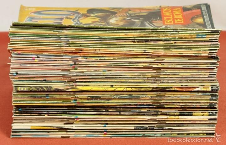 Cómics: 7849 - JABATO. LOTE DE 72 EJEMPLARES (VER DESCRIPCIÓN). EDICIONES B. 1987. - Foto 10 - 58242279