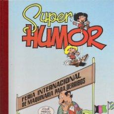 Cómics: SUPER HUMOR. ZIPI ZAPE, DE JOSÉ ESCOBAR. (EDICIONES B, 1994) . Lote 58326590