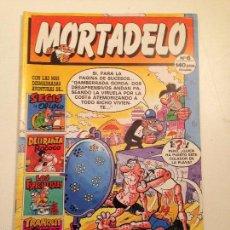 Comics : MORTADELO Nº 6. EDICIONES B 1987.. Lote 58452493