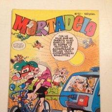 Comics : MORTADELO Nº 52. EDICIONES B 1988. Lote 58452679