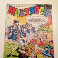 Comics : MORTADELO Nº 156. EDICIONES B 1990. Lote 58452838