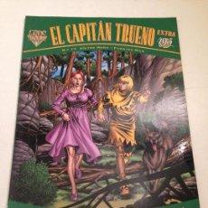 Cómics: EL CAPITAN TRUENO FANS Nº 17. EDICIONES B 1998. FUENTES MAN. . Lote 58472494