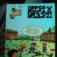 Cómics: ZIPI Y ZAPE COLECCIÓN OLE Nº 62 EDICIONES B 1ª EDICIÓN 1999 . Lote 58501671