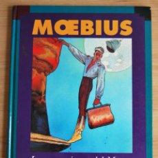 Cómics: MOEBIUS - LAS VACACIONES DEL MAYOR - EDICIONES B - TAPA DURA - 1ª EDICION. Lote 58517237