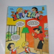 Cómics: ZIPI Y ZAPE Nº 186. EDICIONES B. TDKC17. Lote 58584389