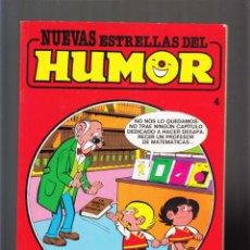 Cómics - Nuevas estrellas del humor, nº 4 - 59601811