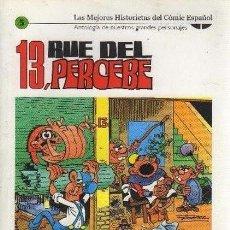 Cómics: LAS MEJORES HISTORIETAS CÓMIC ESPAÑOL, N.5. Lote 59627875