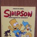 Cómics: MAGOS DEL HUMOR. LOS SIMPSON - Nº 18. MERCADERES DE VENGANZA / COMO NUEVO.. Lote 59703331