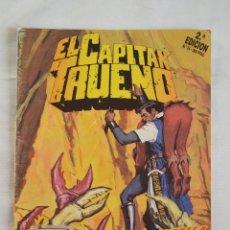 Cómics: EL CAPITÁN TRUENO. UNA BATALLA NAVAL. Nº 24. EDICIONES B.. ROMANJUGUETESYMAS.. Lote 59748908