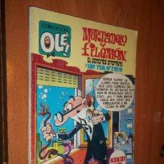 Cómics: ANTIGUO TEBEO COMIC MORTADELO Y FILEMON EL BOTONES SACARINO INVESTIGACION AZAROSA Nº174 1ª ED 1979. Lote 59865412