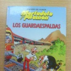 Cómics: MORTADELO Y FILEMON GUARDAESPALDAS (GRANDES DEL HUMOR #5). Lote 93245245