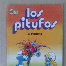 Cómics: LOS PITUFOS Nº3 COLECCIÓN OLÉ, DE PEYO. INCLUYE LA PITUFITA Y LOS PITUFOS TIENEN HAMBRE. Lote 208786706